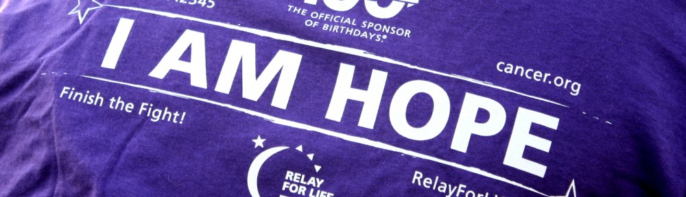 Relay for Life: I Am Hope