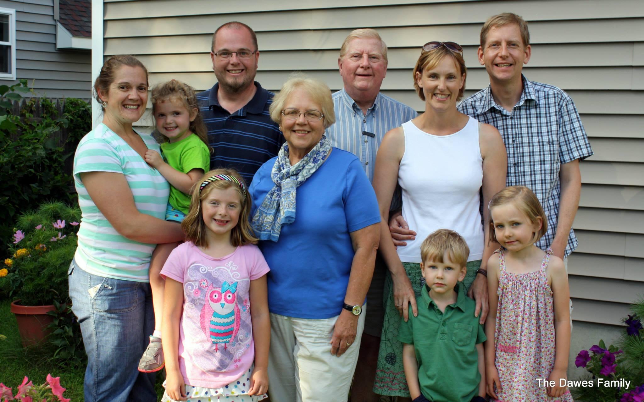 The Dawes Family